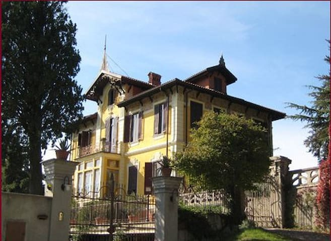 Villa Facta B&B, charme and relax - Pinerolo