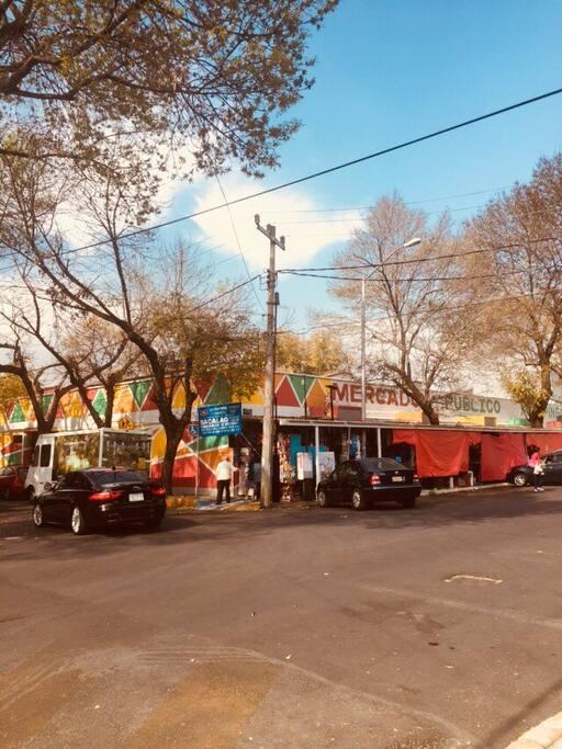 El mercado Xotepingo :)