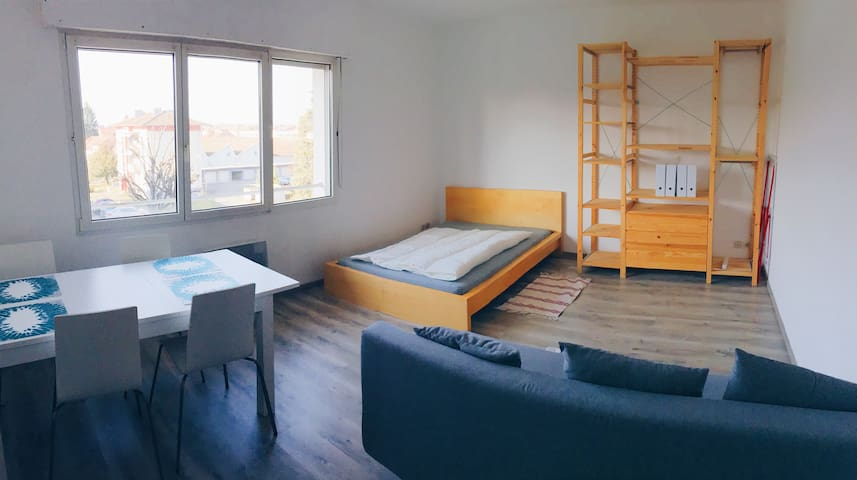 Stay in your own apartment during Basel World 2017 - Saint-Louis - Apartamento