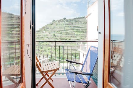 Serravallo vista mare apartment - Manarola