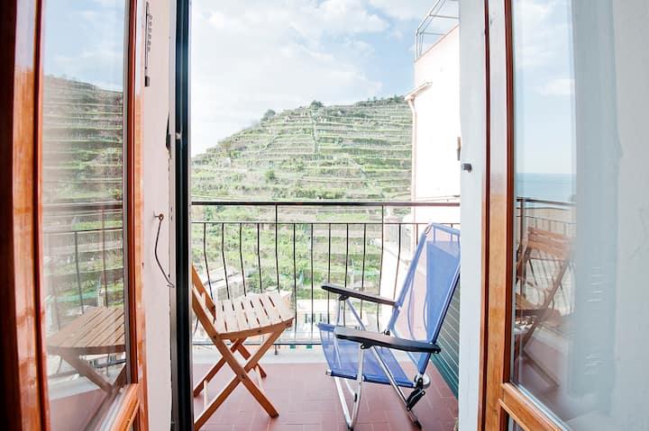 Serravallo vista mare apartment