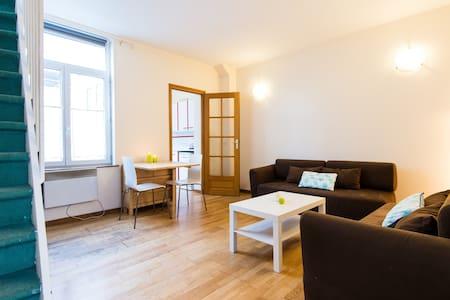 Appartement tout confort au cœur de Lille - Appartamento