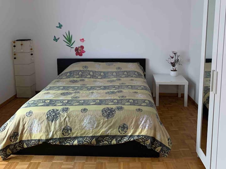 Chambre tout confort proximité ULB - Brux Center