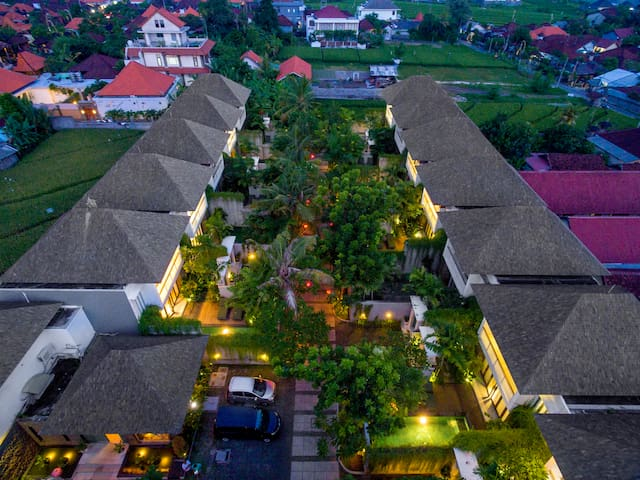 Kampoeng Villa - Two Bedroom with Private Pool