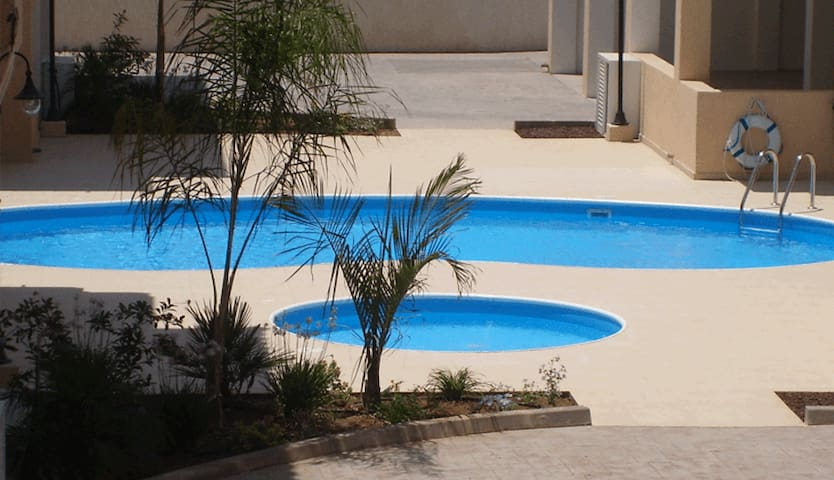 Paphos Luxury escape 2 bedroom apartment Sea view
