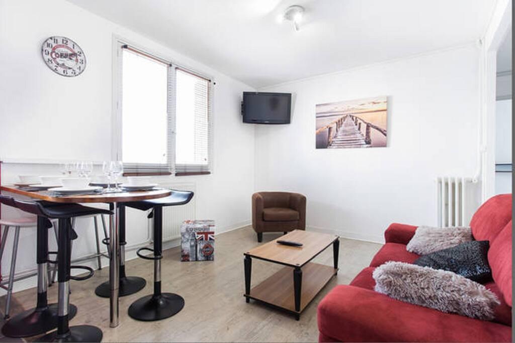 Votre salon pour vous détendre avec la TV