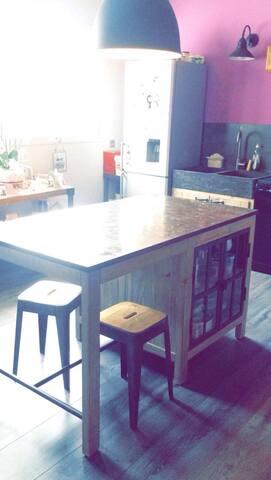 Maison 140 m2 idéal pour vos week end et vacances