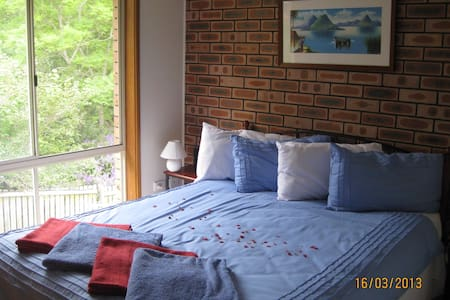 Beach n Bush Sanctuary @ Tathra - Tathra - Apartamento