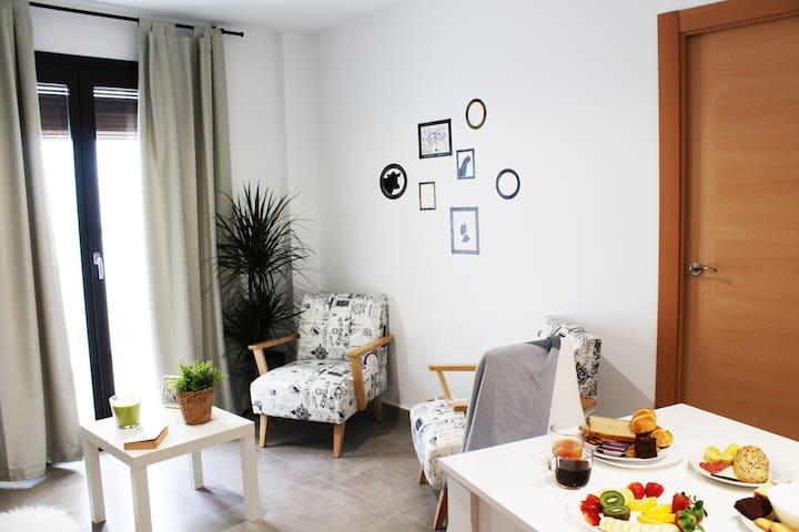Estudio Nest Flats Granada (2people)