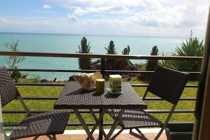 Beatiful apartament seaside views