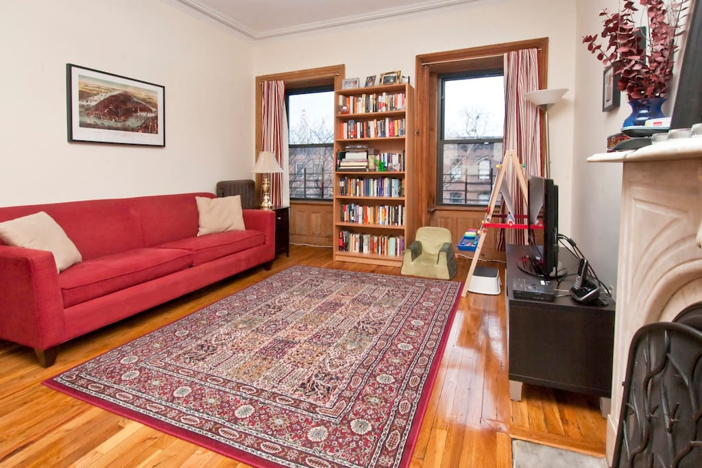 Spacious Sunny Park Slope Sublet Appartements Louer Brooklyn New York Tats Unis