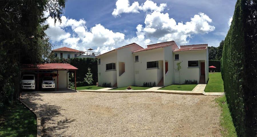 VILLAS HUITEPEC - San Cristóbal de las Casas - Apartment