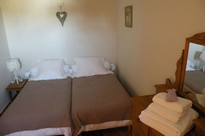 Travellers room  - Montbrun-les-Bains - Bed & Breakfast