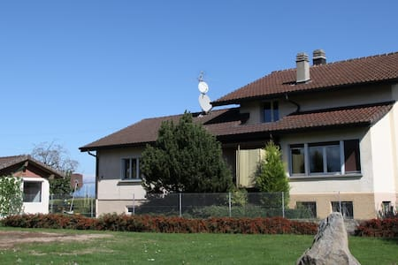 NBlaise Guestrooms Montbrelloz Single room - Bed & Breakfast
