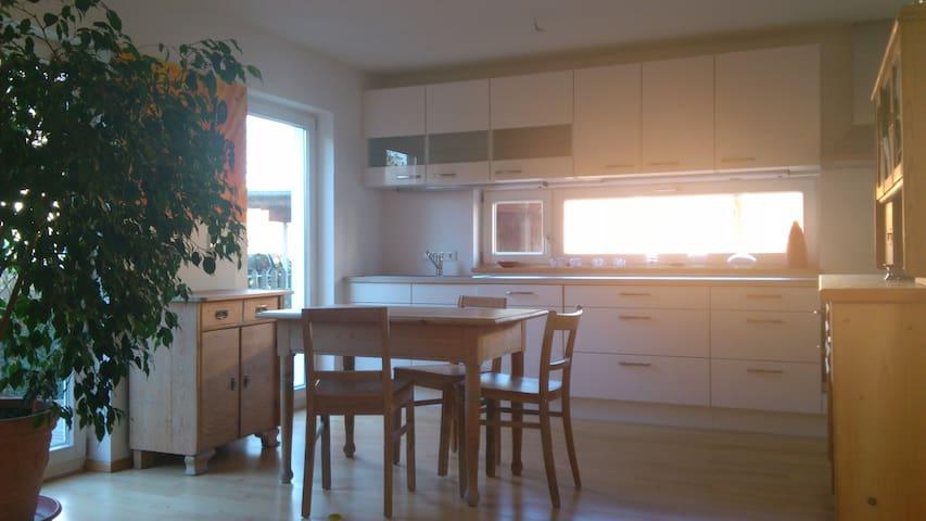 Möblierte Doppelhaushälfte - Ingolstadt - Casa