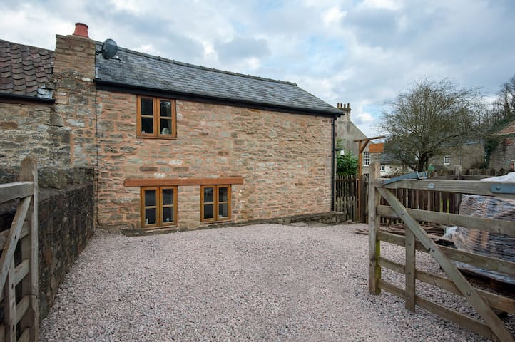 Forest of Dean converted barn    - Parkend - Casa