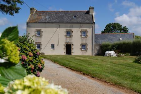 maison en pays d'iroise - Plourin