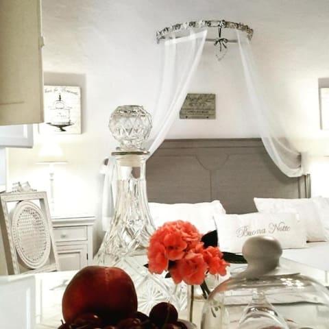 La Butterfly Relais Maison du Charme. Deluxe room