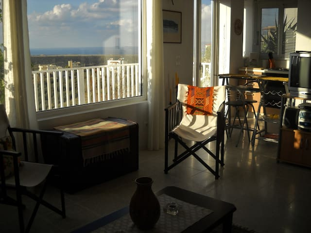 Stunning Sea View Home close to beaches and city ! - Heraklion - Haus