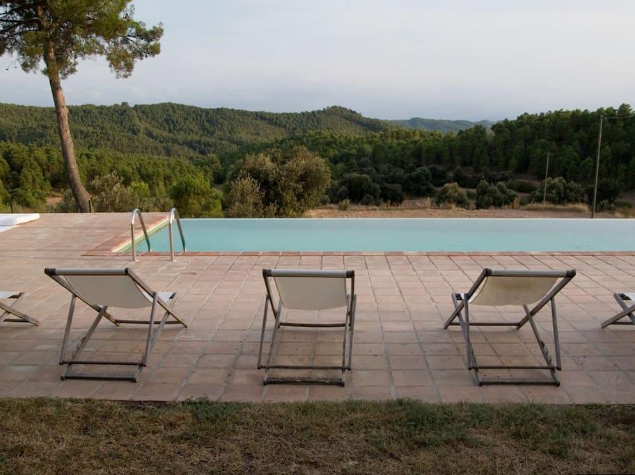 Cal vis turismo rural con estilo casas en alquiler en barcelona catalu a espa a - Alquiler casa rural cataluna ...