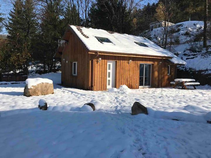Escapade Hautes Vosges en chalet- Jacuzzi