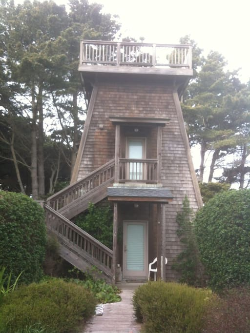 Water tower cottage
