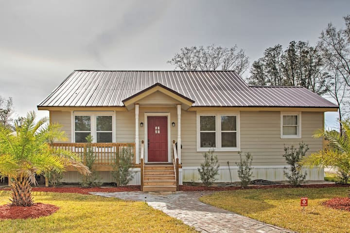 Sensational 4BR Savannah Area House - Midway - Talo