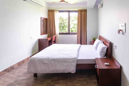 Double room for 2person