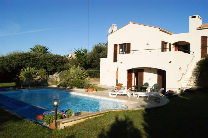 Villa Sebode - Lumio - Hus