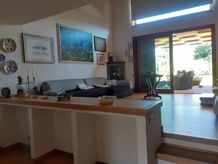Casa Minú, 12 km Vallelunga
