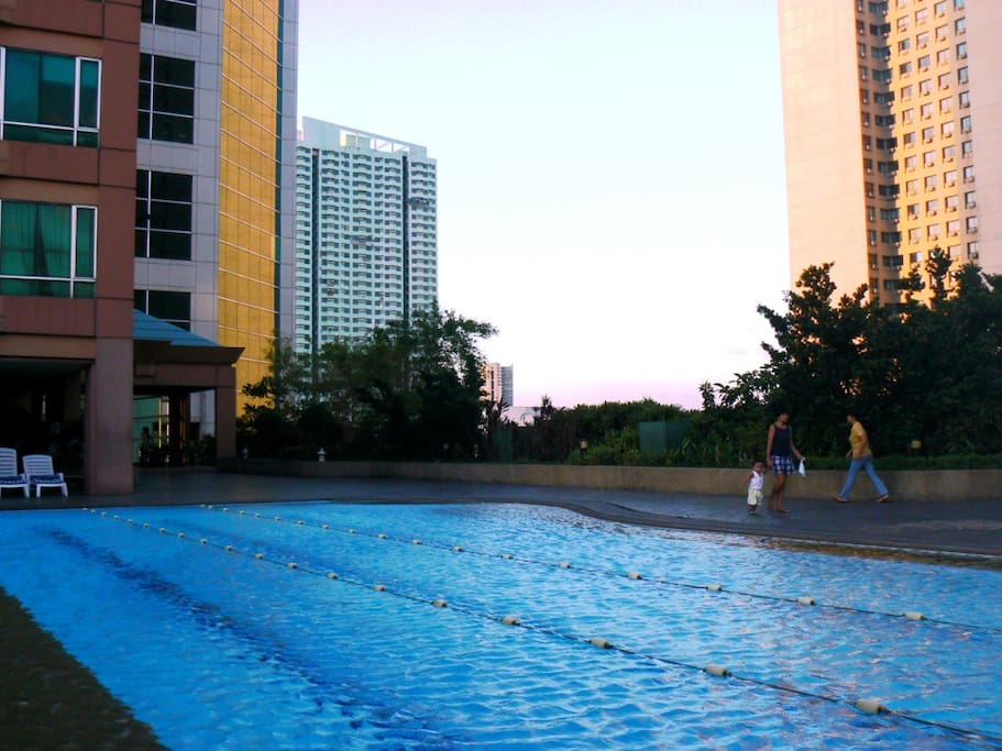 Outdoor Pool, Gym and etc.