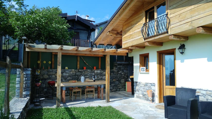 Casa Melissa n. 2 - Chalet with breathtaking view!