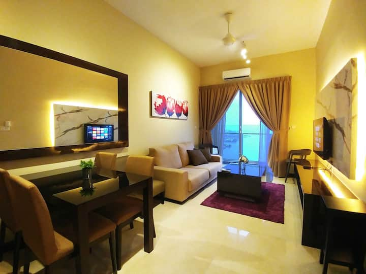 Silverscape Seaview Suite by The Bliss Malacca