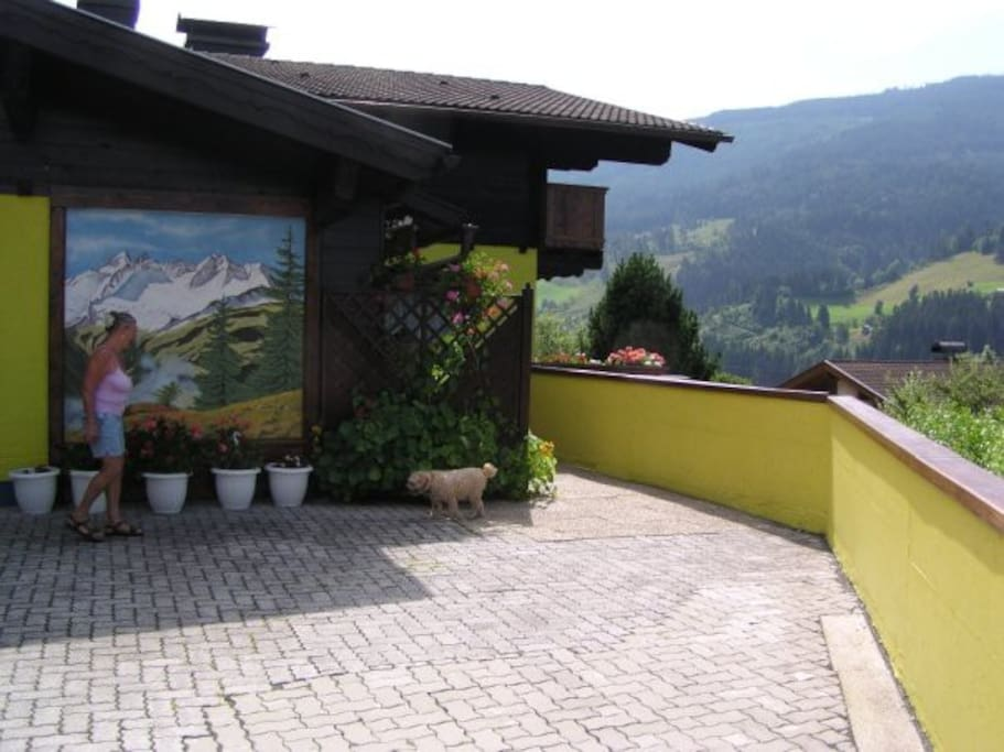 Apartment in zell am see kaprun apartments for rent in for Living room zell am see