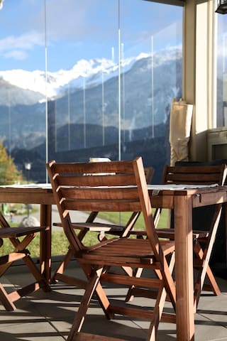 Beautiful and sunny apartment - Brienz/Brinzauls - Lägenhet