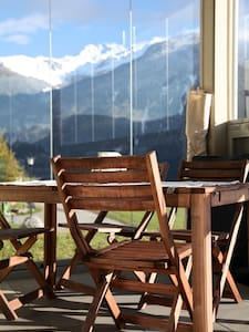 Beautiful and sunny apartment - Brienz/Brinzauls