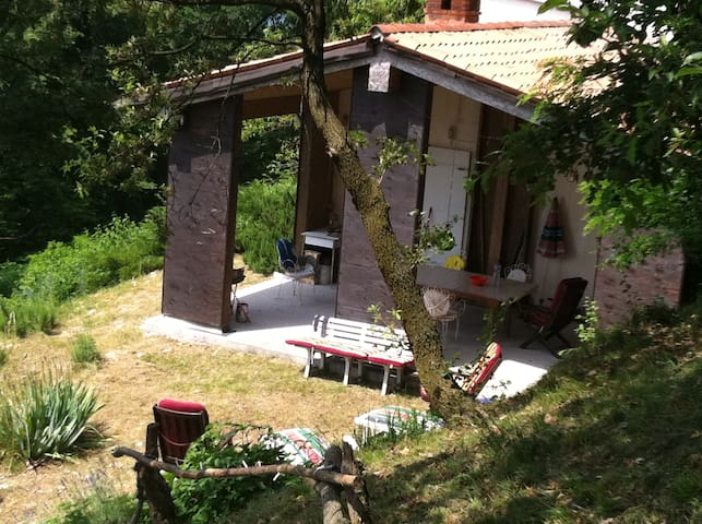 Panoramic refuge in prosecco hills - Valdobbiadene - House