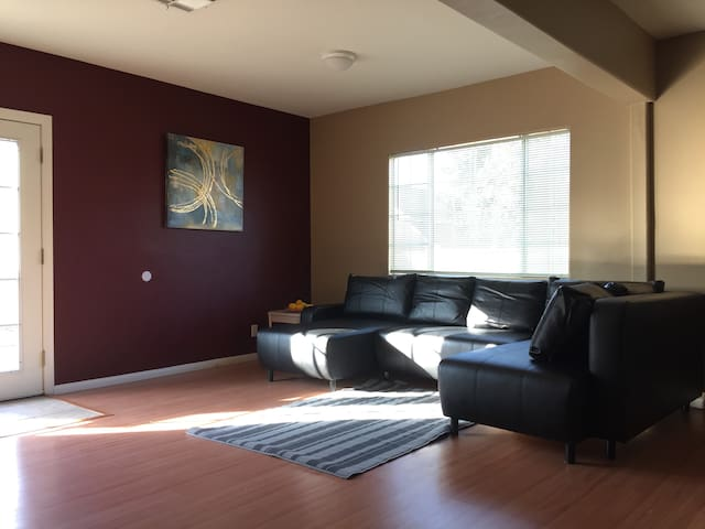 Newly Renovated Two Bedrooms with Private Bath