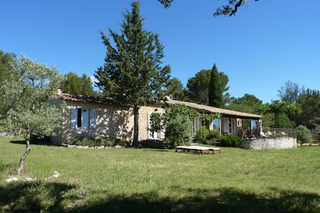 Gorgeous house in the Luberon, 5 km from Gordes