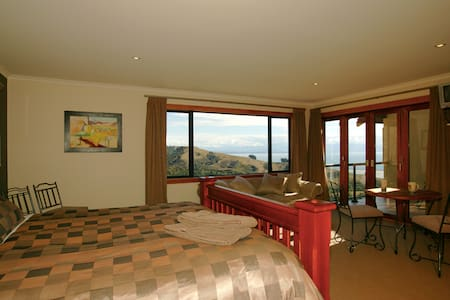 Parautane Lodge - Harris Suite -  Todds Valley - Wikt i opierunek