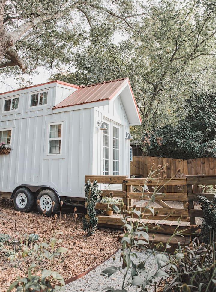 The Tiniest Home in Raleigh