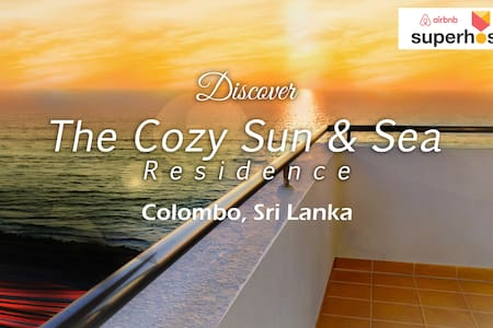 The Cozy Sun & Sea Residence