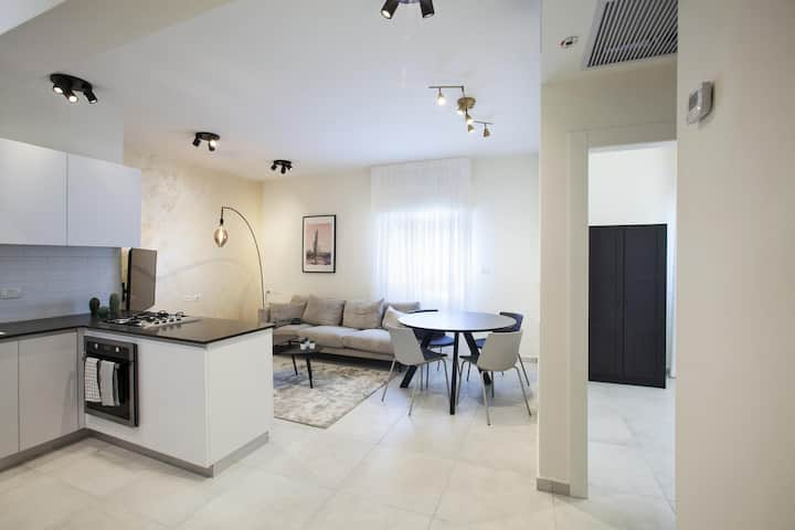 Jurny | Tel Aviv | Touchless 1 Bedroom
