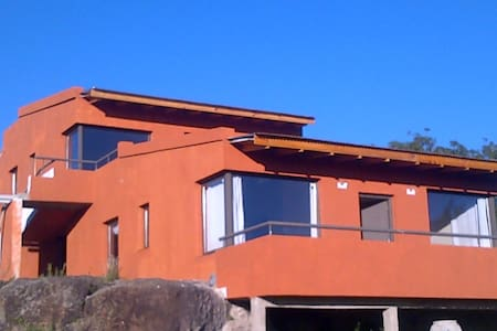 Balcon del Valle (the residence) - Tanti