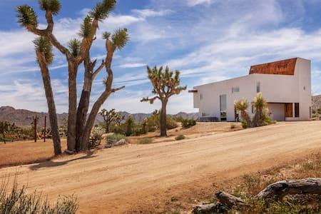 Spirit Wind - Architectural Oasis in Joshua Tree