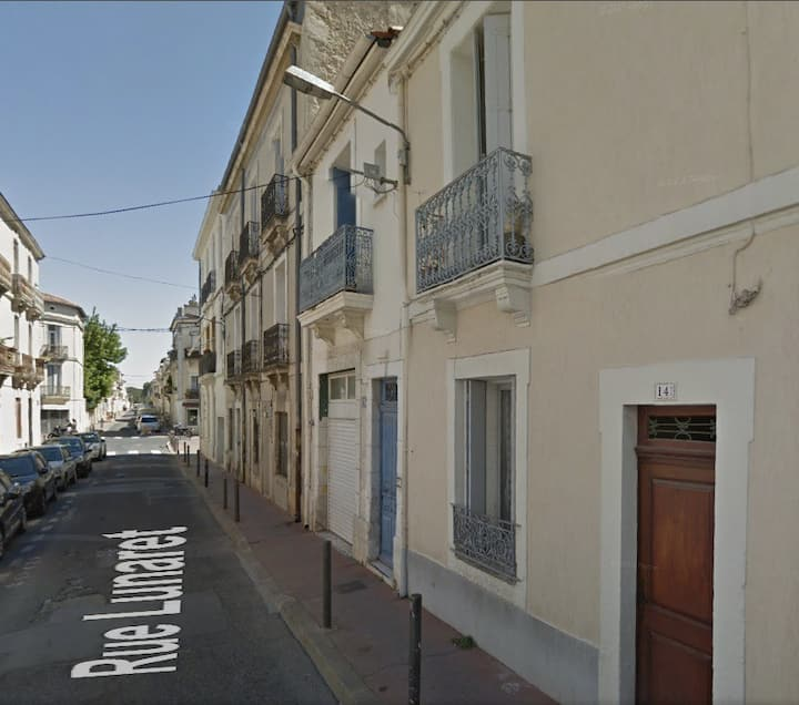 Montpellier Loft Duplex Terrace