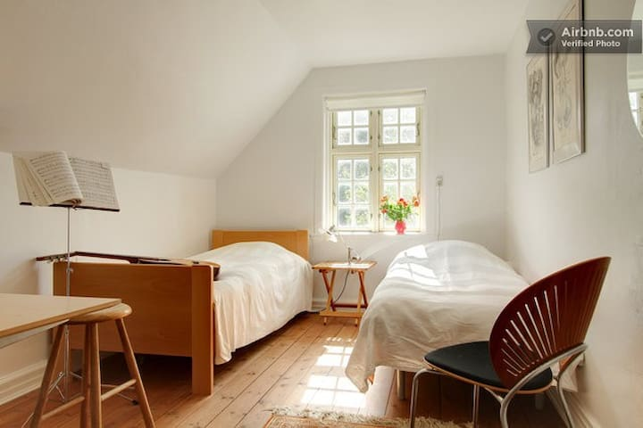 Room for surfers near the North Sea - Vestervig - Bed & Breakfast
