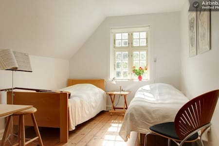 Room for surfers near the North Sea - Bed & Breakfast