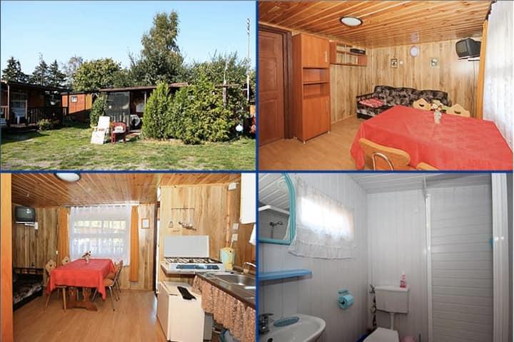 Nice Summer houses next in Łeba