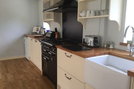 Coachmans cottage self contained apartment - Suffolk - Departamento